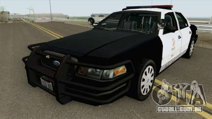 Ford Crown Victoria Police Interceptor MQ para GTA San Andreas