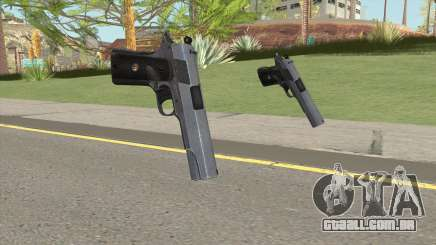 Battlefield 3 M1911 para GTA San Andreas