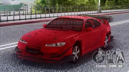 Nissan Silvia S15 RED para GTA San Andreas