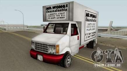 Mr Wongs Laundry Truck (GTA III) para GTA San Andreas