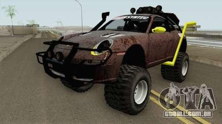 Porsche GT Off Road BkSquadron para GTA San Andreas