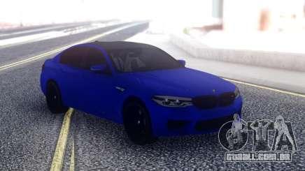 BMW М5 F90 Limousine para GTA San Andreas