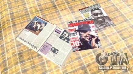 The Source Magazine para GTA San Andreas