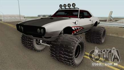 Pontiac Firebird Off Road Shark 1968 para GTA San Andreas
