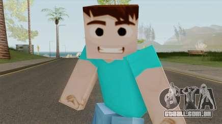 Steve HD para GTA San Andreas