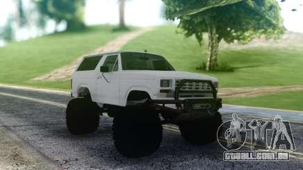 Ford Bronco para GTA San Andreas