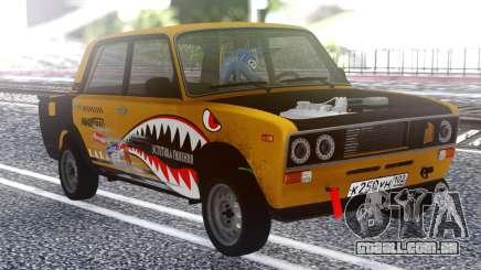 VAZ 2106 Tubarão para GTA San Andreas