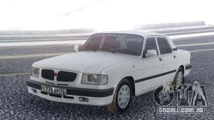 GAZ 3110 Volga modelo Antigo para GTA San Andreas