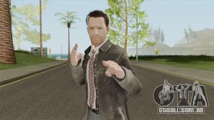 Max Payne (Leather Coat) From Max Payne 3 para GTA San Andreas