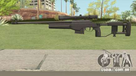 SAKO TRG-42 Sniper Rifle (Black) para GTA San Andreas