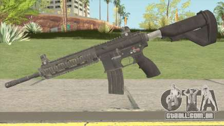 HK-416 Assault Rifle V2 para GTA San Andreas