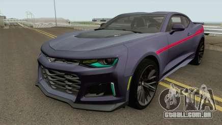 Chevrolet Camaro ZL1 2018 Hennessey para GTA San Andreas