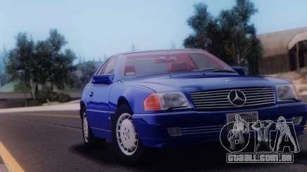 Mercedes-Benz SL-Class (R129) para GTA San Andreas