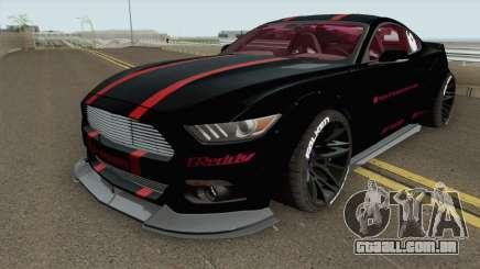 Ford Mustang GT Liberty Walk 2015 para GTA San Andreas