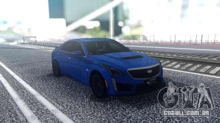 2016 Cadillac ATS-V Coupe Spy Shots para GTA San Andreas