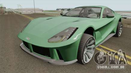 Grotti Itali GTO GTA V IVF High Quality para GTA San Andreas