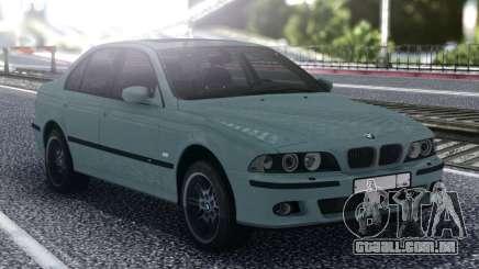 BMW M5 E39 Grey para GTA San Andreas