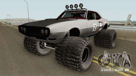 Pontiac Firebird Off Road No Fear 1968 para GTA San Andreas