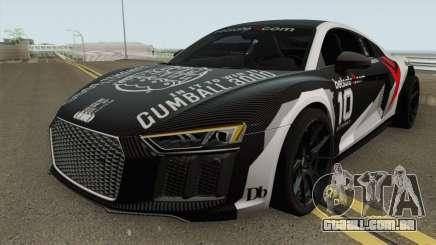 Jon 0lsson Audi R8 V10 Plus 2018 para GTA San Andreas