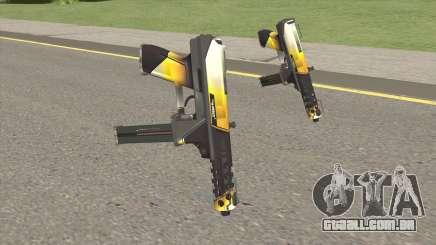 Tec-9 Enforcer V3 para GTA San Andreas