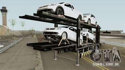 Reboque Cegonha (SA Style) para GTA San Andreas