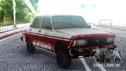 VAZ 2105 Corrida para GTA San Andreas