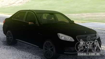 Mercedes-Benz E63S AMG Sedan para GTA San Andreas