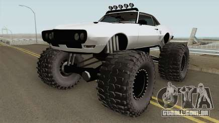 Pontiac Firebird Monster Truck 1968 para GTA San Andreas