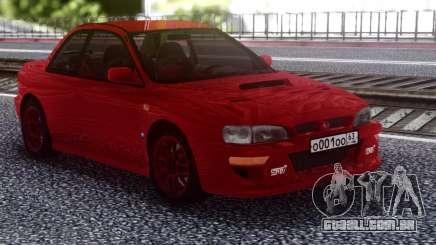 Subaru Impreza 22B GC8 para GTA San Andreas