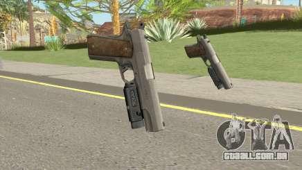 L4D1 M1911 para GTA San Andreas