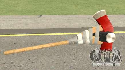 Fire Axe MQ para GTA San Andreas