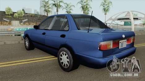 Nissan Tsuru (No Lag) para GTA San Andreas
