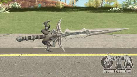 Frostmourne (Gray) para GTA San Andreas