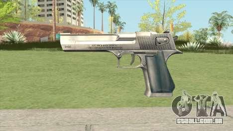 Desert Eagle Default GTA IV para GTA San Andreas