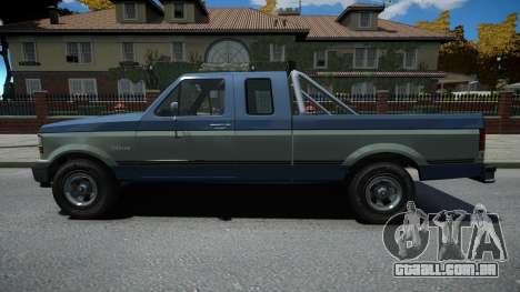Vapid Sadler Sport Retro Extended Cab para GTA 4