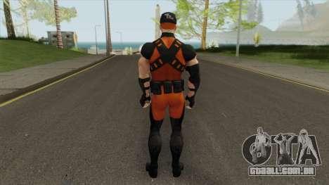 Arsenal Heroic From DC Legends para GTA San Andreas