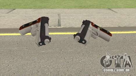 Samurai Edge Wesker Model para GTA San Andreas