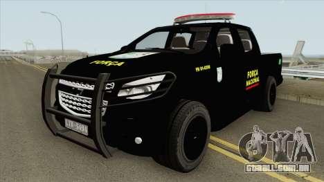 Chevrolet S-10 Forca Nacional para GTA San Andreas
