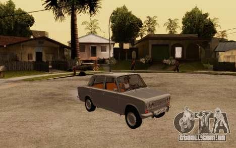 VAZ 2103 Estoque para GTA San Andreas