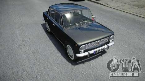 Tofas Murat 124 para GTA 4