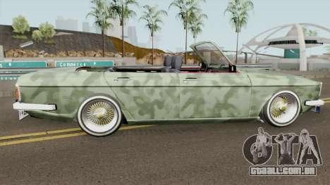 Ikco Paykan 1380 TU para GTA San Andreas
