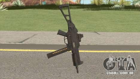 Battle Carnival UMP-45 para GTA San Andreas