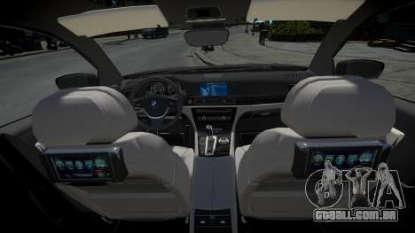BMW 750Li xDrive para GTA 4