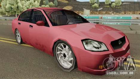 Nissan Altima (SA Style) para GTA San Andreas