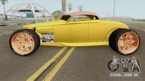 Ford Durty 30 para GTA San Andreas