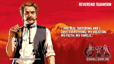 Red Dead Reception 2 Loadscreen (HD) para GTA San Andreas