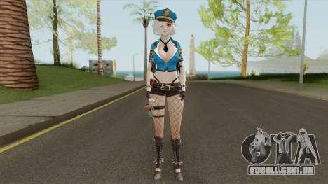 OverHit - Velvet Police para GTA San Andreas