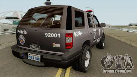 Chevrolet Blazer PMESP para GTA San Andreas