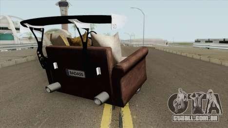 Kauch para GTA San Andreas