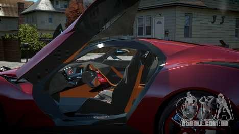 Icona Vulcano Titanium 2016 para GTA 4
